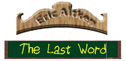 The Last Word-Discussions of non-doctrinal Bible facts and information ...